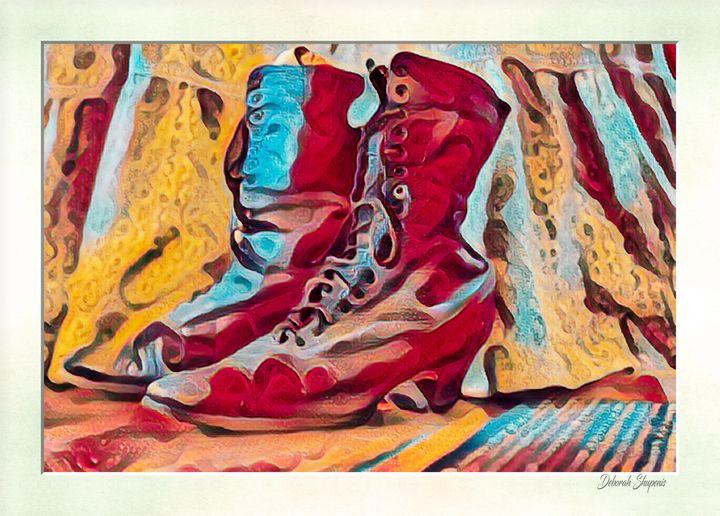My Grandmother's Shoes - Deborah Shupenis Photography