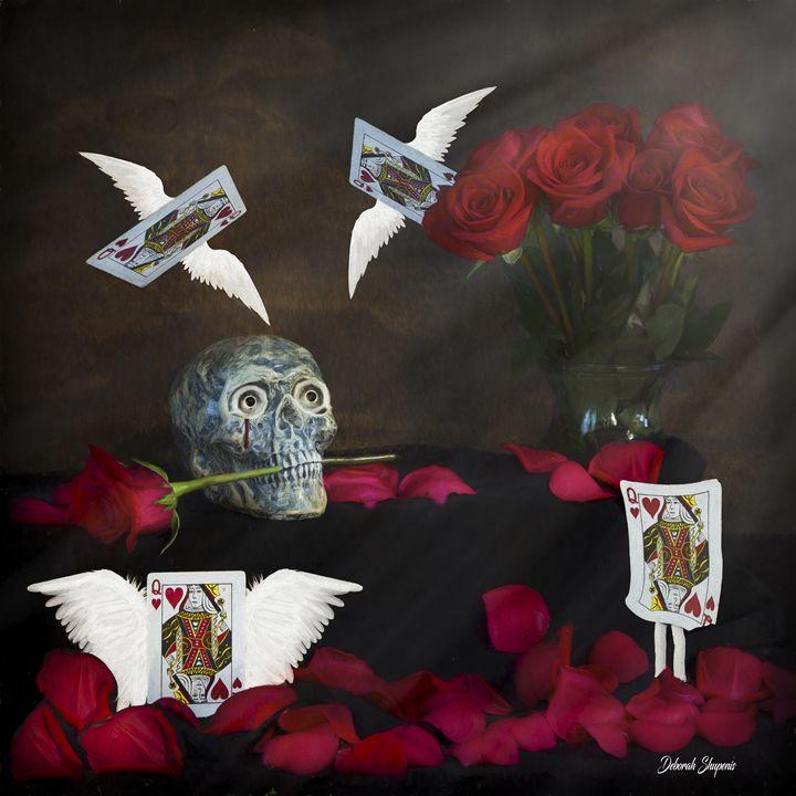 Waiting for love - Deborah Shupenis Photography