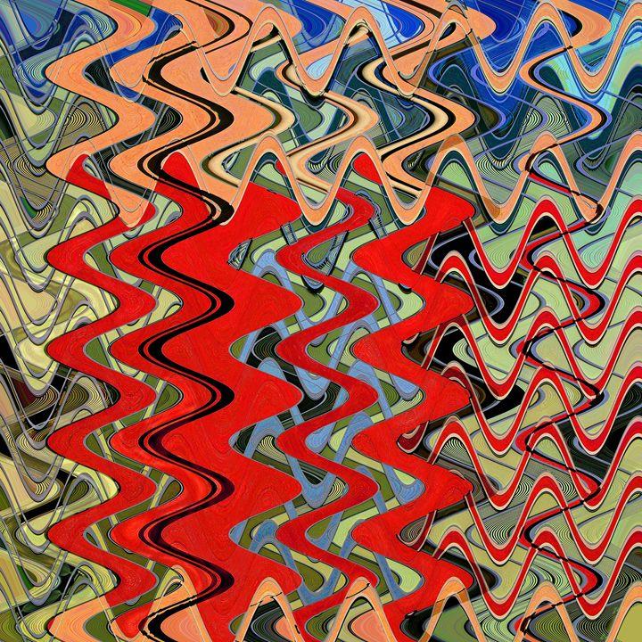 lava7 - Art Lahr Gallery