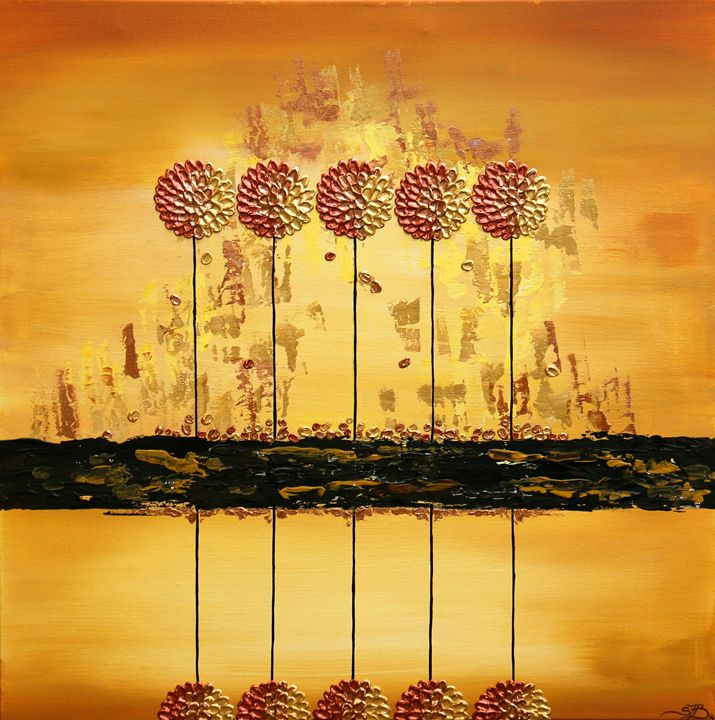 Mysterious City Of Gold - SFBFineArt