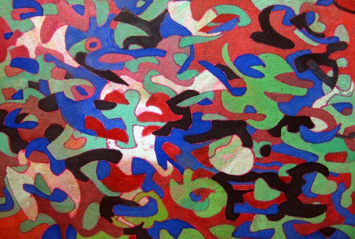 Hsin's Pattern number 10 - Tseng Hsin