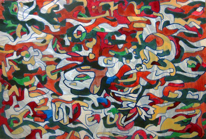 Hsin's Pattern number 11 - Tseng Hsin