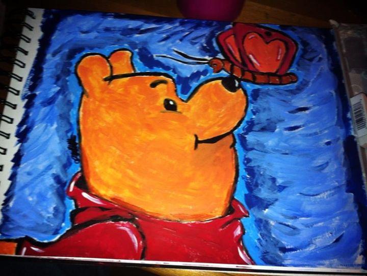 Winnie pooh - Danies gallery