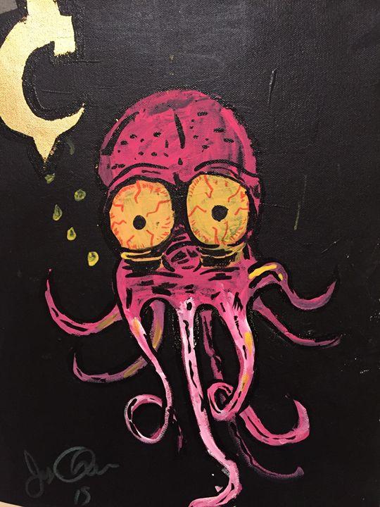 Under sea - Monster