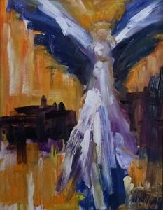 Ethereal Angel - Meredith Scott Art