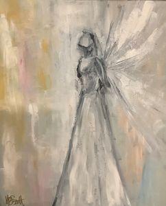 A Prayer - Meredith Scott Art