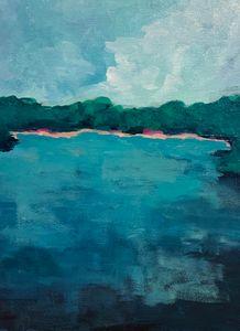 Secret Harbor - Meredith Scott Art