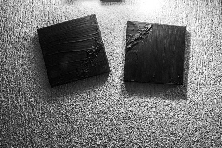 Black texture - Foolishkid