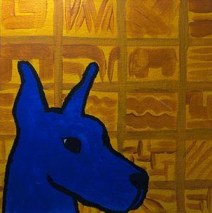 The Cobalt Dog
