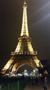 Eiffel Tower La Tour Eiffel