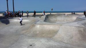 Venice Beach, Skate Park