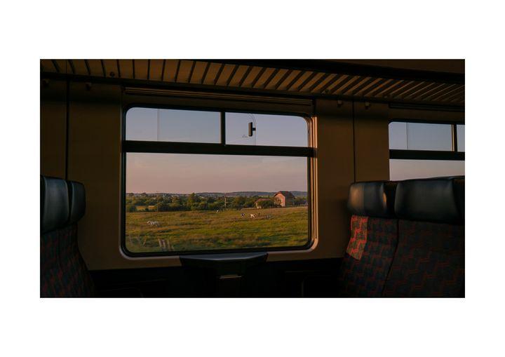 0022_View from the train - Nedim Bajraktarevic