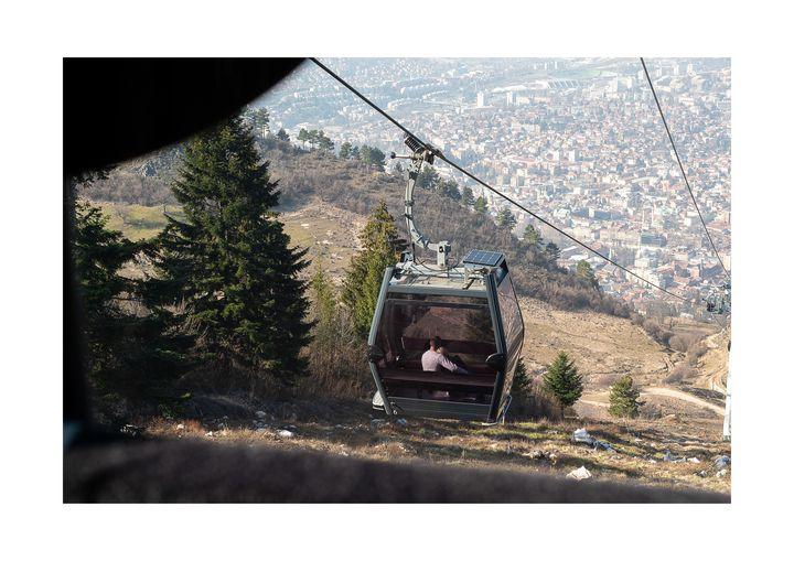 108_Suspended love in Sarajevo - Nedim Bajraktarevic
