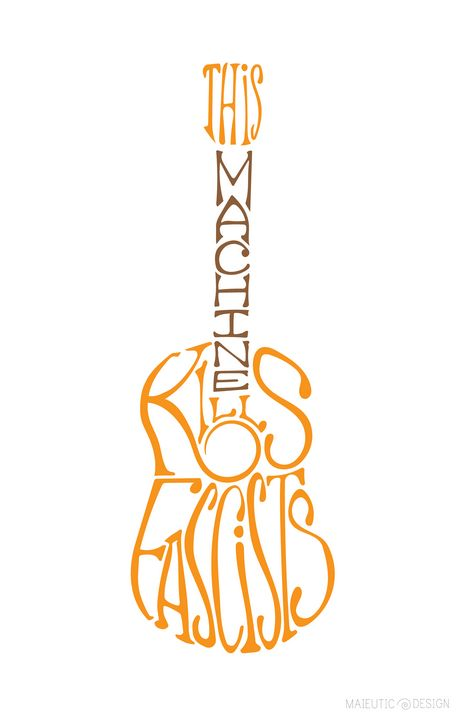 THIS MACHINE KILLS - folk guitar - Maieutic Design