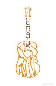 THIS MACHINE KILLS - folk guitar