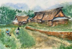Gassho Farm House