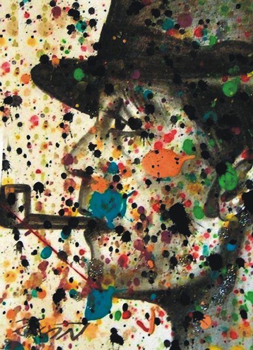 Pollacked Rockwell - Alan Zinn