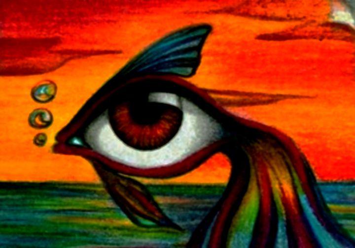 Fish Eye - Alan Zinn