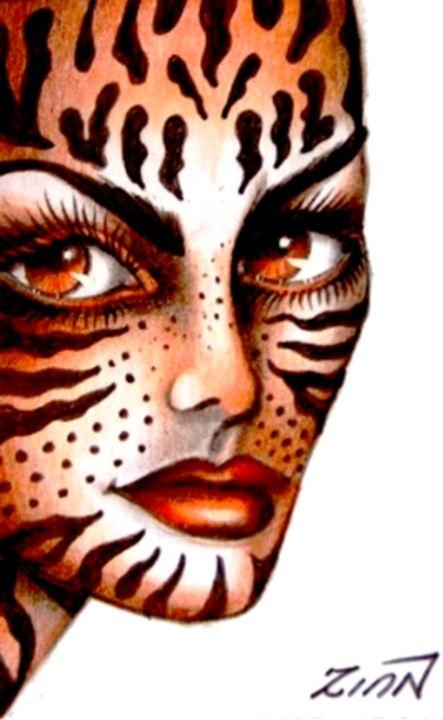 Tiger Girl - Alan Zinn
