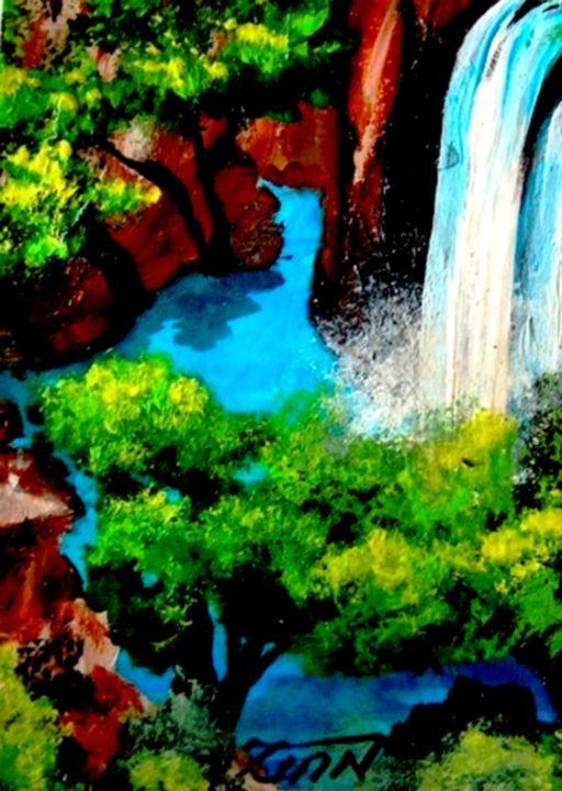Waterfall - Alan Zinn