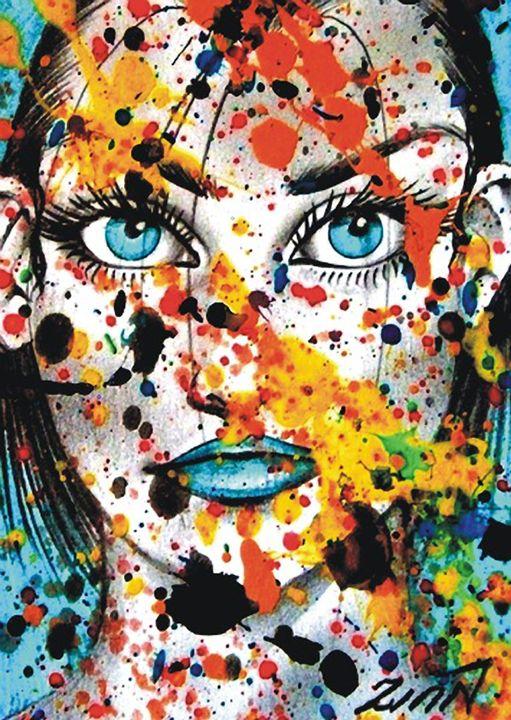 Art Student - Alan Zinn