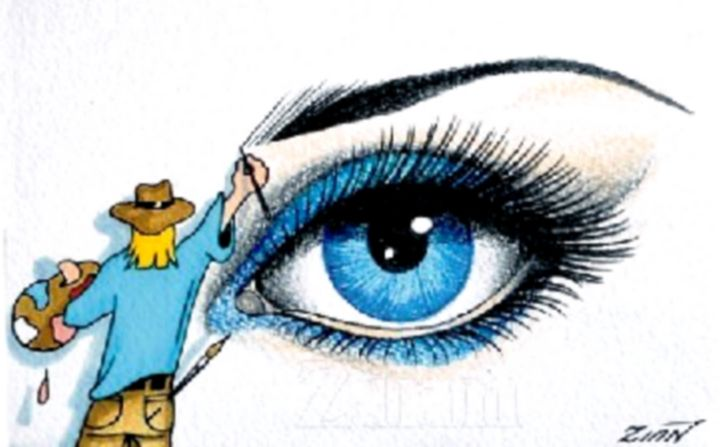 The Eye Artist - Alan Zinn