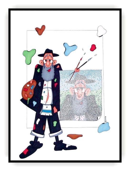 Herchel the Impressionist - Alan Zinn