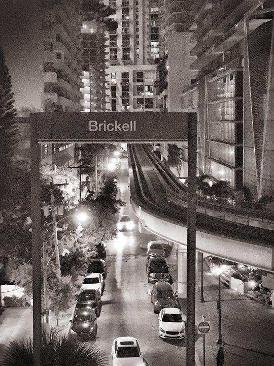 Brickell Stop - Andrew Sphar