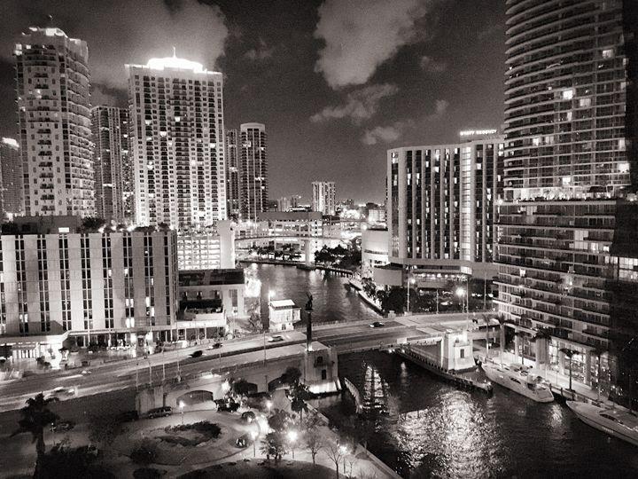 Miami River - Andrew Sphar