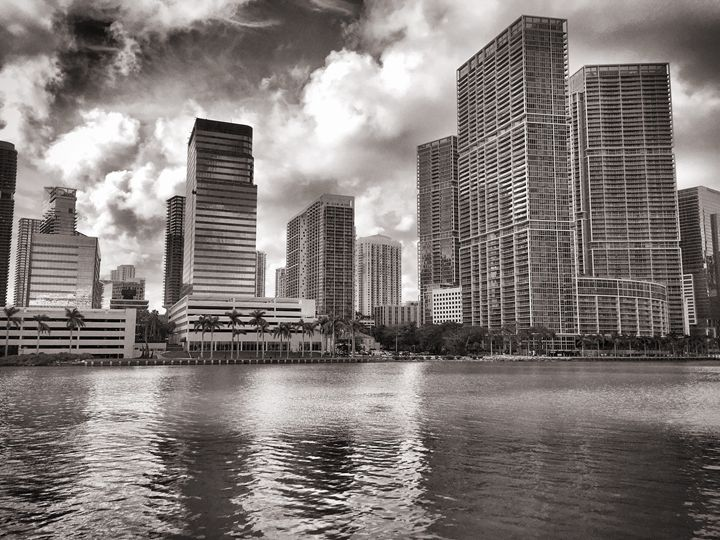 From Brickell Key - Andrew Sphar