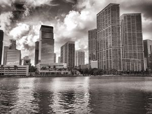 From Brickell Key