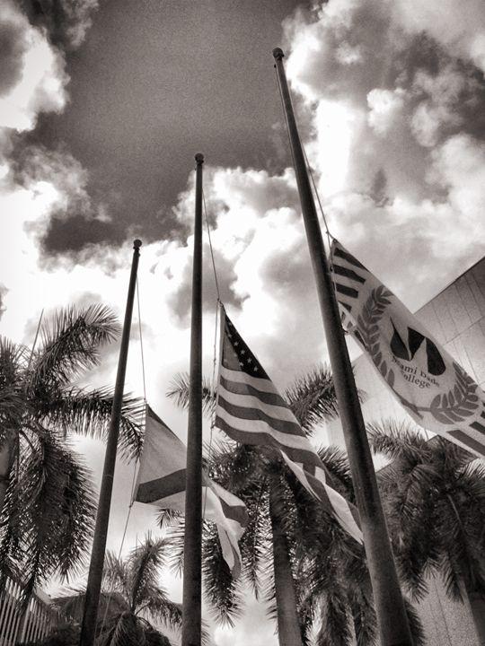 Florida Half Mast - Andrew Sphar