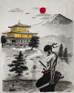 Zoro Roronoa a samourai (one piece)
