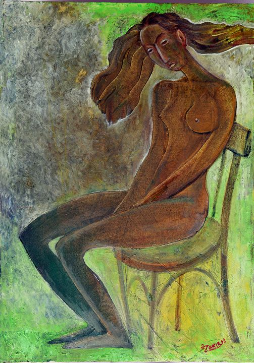 Meditation - ZAKIR ART
