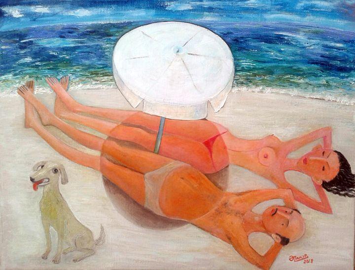 .The sea. - ZAKIR ART