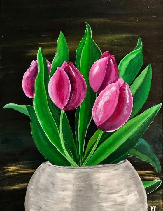 Tulips - ARTKAFO