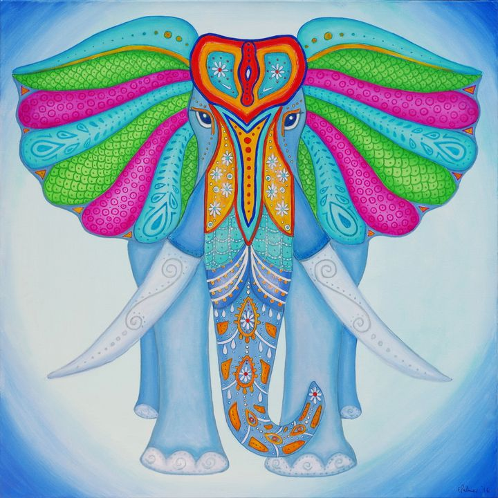 Elephant Strength - Mystic Hare