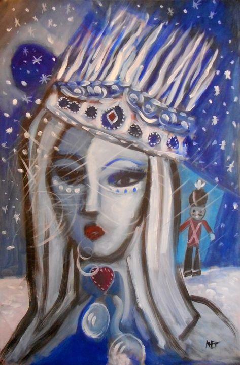 Winter Queen 2 - Ang's Art