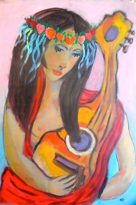 Love song - Ang's Art