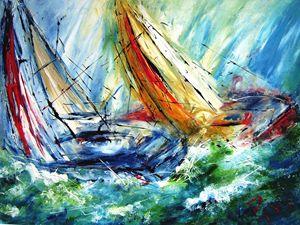 sailing splash