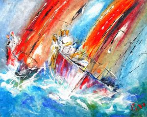 sails not gales - www.pixi-art.com