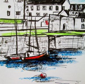 Sketch of galway 2019