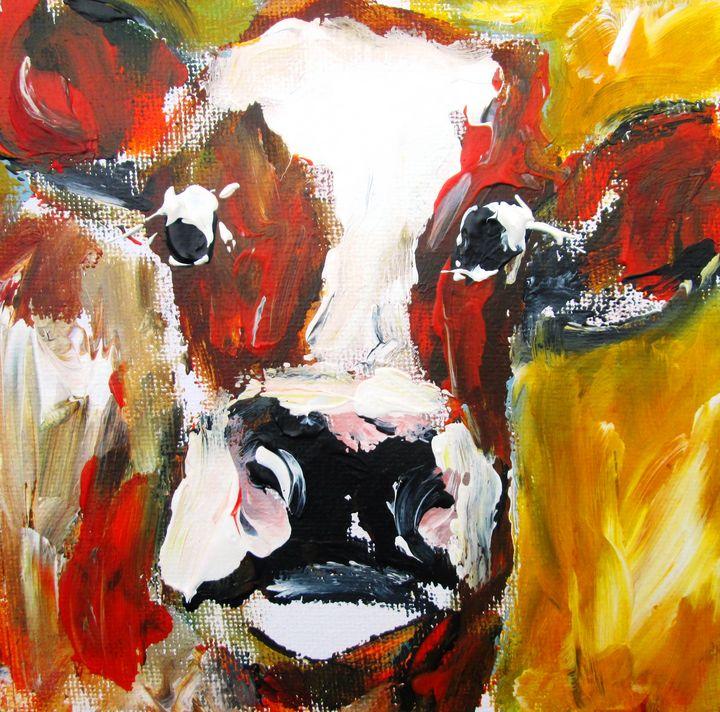 irish cow - www.pixi-art.com
