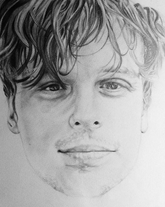 Matthew Gray Gubler Jinx Rose Drawings Illustration People