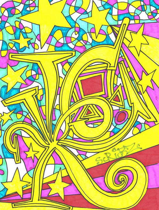 Watch The Whole Team Win - Scribz Pop Art