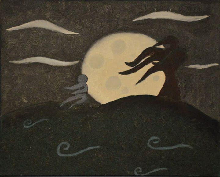 Lucid Dream - Scribz Pop Art
