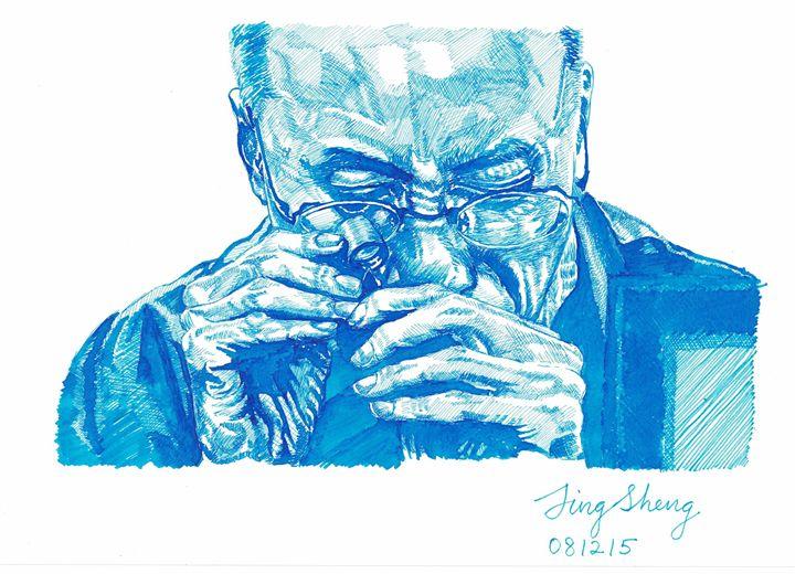 The nibmeister - Tay Jing Sheng