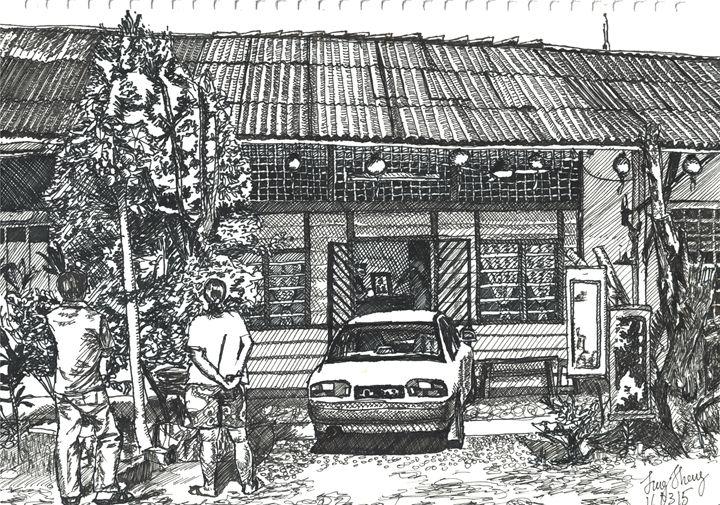 Grandma's House - Tay Jing Sheng