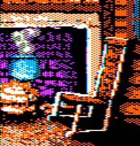 Ye old Homestead Apple II HGR