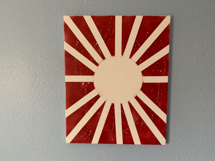 The Shine in the Red - Mylez